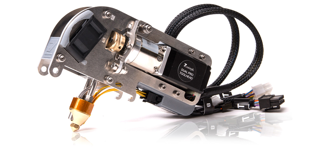 Dual PRO Extruder